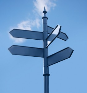 Crossroad Signs